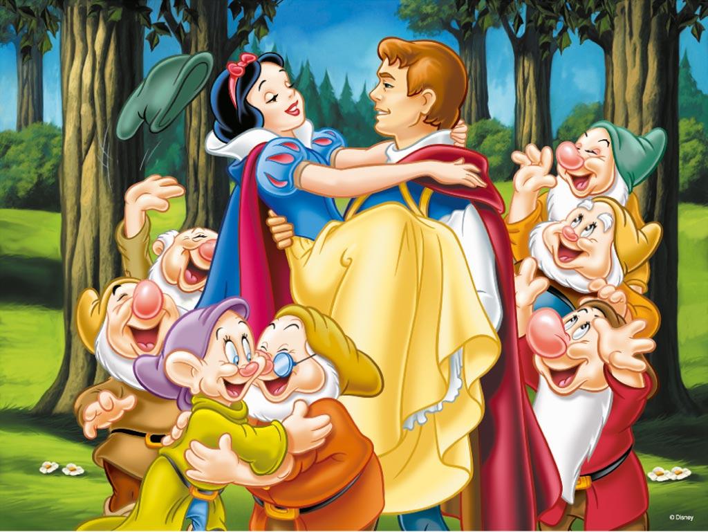 Cuento blancanieves y los siete enanitos para ni os - Casa de blancanieves y los 7 enanitos simba ...