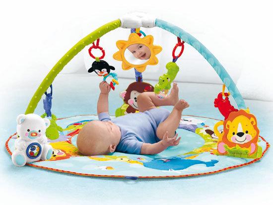 Ejercicios de 0 a 6 meses para ni os - Bebe de 6 meses ...