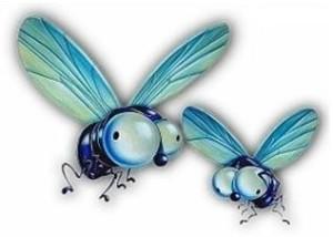 Fábula de Las moscas