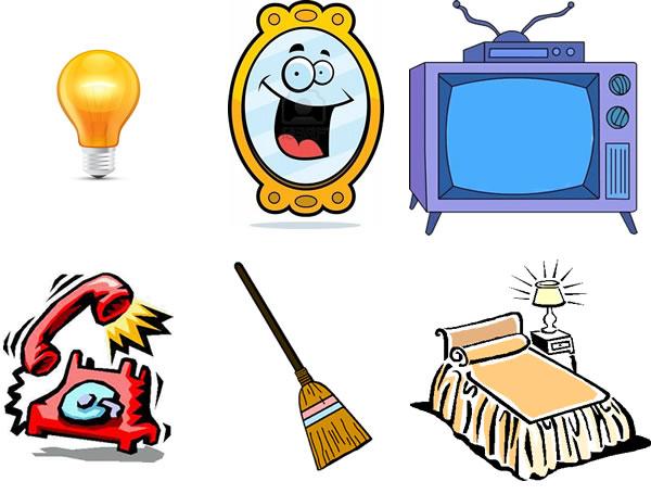 Adivinanzas de objetos y cosas para ni os for Casas y cosas