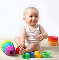 Ejercicios de 6 a 9 meses para ni os - Bebe de 6 meses ...